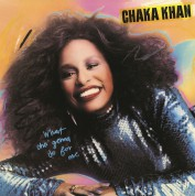 Chaka Khan: What Cha' Gonna Do For Me - Plak
