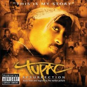 2pac: Resurrection - CD