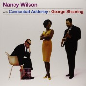 Nancy Wilson: With Cannonball Adderley & George Shearing - Plak