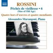Alessandro Marangoni: Rossini: Piano Music, Vol. 6 - CD