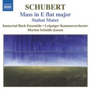Morten Schuldt-Jensen: Schubert: Mass No. 6 in E-Flat Major / Stabat Mater - CD