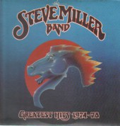 Steve Miller Band: Greatest Hits 1974 - 78 - Plak