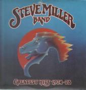 Steve Miller Band: Greatest Hits 1974 - 78 - Plak