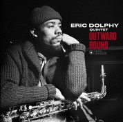 Eric Dolphy: Outward Bound + 2 Bonus Tracks!! (Images By Iconic Photographer Francis Wolff) - Plak