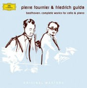 Friedrich Gulda, Pierre Fournier: Beethoven: Works for Cello - CD