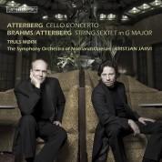 Truls Mørk, The Symphony Orchestra of Norrlands Operan, Kristjan Järvi: Atterberg: Cello Concerto - CD