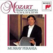 Murray Perahia: Mozart: Sonatas for Piano K.310,331 & 533/494 - CD