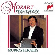 Murray Perahia: Mozart: Sonatas for Piano K.310,331 & 533/494 - CD