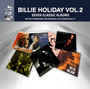 Billie Holiday: Seven Classic Albums Vol. 2 - CD