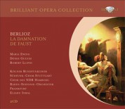 Maria Ewing, Dénes Gulyás, Robert Lloyd, Radio-Sinfonie-Orchester Frankfurt, Eliahu Inbal: Berlioz: La Damnation de Faust (EUR) - CD