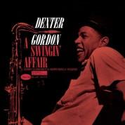 Dexter Gordon: A Swingin´ Affair - Plak