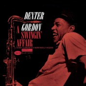 Dexter Gordon: A Swingin´ Affair - Plak
