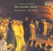 Musica Ficta: Choral Music - Weyse / Lange-Muller / Mortensen, O. / Aagaard / Schierbeck, P. / Ring / Laub / Nielsen, C. (De Danske Sange) - CD