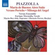 Versus Ensemble: Piazzolla: Maria De Buenos Aires Suite / Verano Porteno / Milonga Del Angel - CD