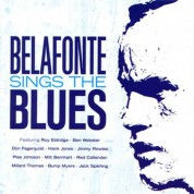 Harry Belafonte: Belafonte Sings The Blues - CD