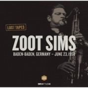 Zoot Sims: Lost Tapes (Baden-Baden 1958) - Plak
