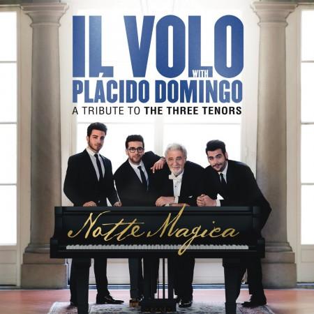 Il Volo, Plácido Domingo: A Tribute To The Three Tenors - CD