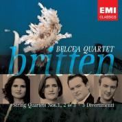 Belcea Quartet: Britten: String Quartets 1-3 - CD