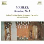 Michael Halász: Mahler, G.: Symphony No. 7 - CD