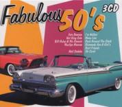 Çeşitli Sanatçılar: Fabulous 50's - CD