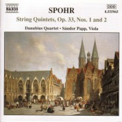 Spohr: String Quintets Op. 33, Nos. 1 and 2 - CD