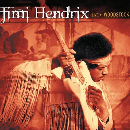 Jimi Hendrix: Live At Woodstock - Plak