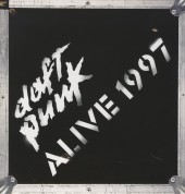 Daft Punk: Alive 1997 - Plak