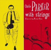 Charlie Parker: With Strings - Limited Edition in Purple Virgin Vinyl - Plak