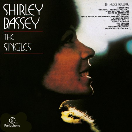 Shirley Bassey: The Singles - CD