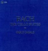 Pablo Casals: Bach: Cello Suites - Plak