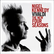 Nigel Kennedy: Vivaldi: The New Four Seasons - CD