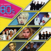 Çeşitli Sanatçılar: The Greatest 80's Hits Collection - CD
