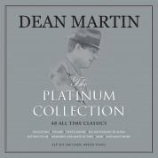 Dean Martin: The Platinum Collection (White Vinyl) - Plak