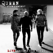 Queen, Adam Lambert: Live Around the World - CD
