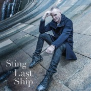 Sting: The Last Ship - CD