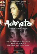 Festspielorchester Göttingen, Nicholas McGegan: Handel: Admeto - DVD