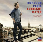 Albrecht Mayer, Academy of St. Martin in the Fields: Albrecht Mayer - Bonjour Paris - CD