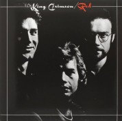 King Crimson: Red (200 gr.) - Plak