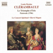 Clerambault: Triomphe D'Iris - CD