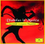 Charles Dutoit, London Philharmonic Orchestra, Salvatore Accardo: Paganini: Diabolus In Musica - CD