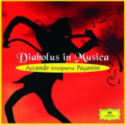 Charles Dutoit, London Philharmonic Orchestra, Salvatore Accardo: Paganini: Diabolus In Musica - CD