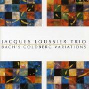 Jacques Loussier Trio: Bach's Goldberg Variations - CD