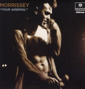 Morrissey: Your Arsenal - Plak