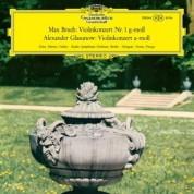 Erica Morini, Radio-Symphonie-Orchester Berlin: Bruch, Glazunov: Violin Concertos - Plak