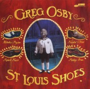 Greg Osby: St.Louis Shoes - CD