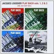 Jacques Loussier: Play Bach Vols. 1, 2 & 3 + Joue Kurt Weill - CD