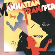 The Manhattan Transfer: Bop Doo Wop - CD