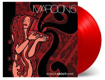 Maroon 5: Songs About Jane (Red Vinyl) - Plak