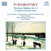 Tchaikovsky: Snow Maiden (The) - CD