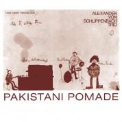 Alexander von Schlippenbach: Pakistani Pomade - Plak
